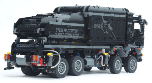 Lego Technic Remote Control Truck