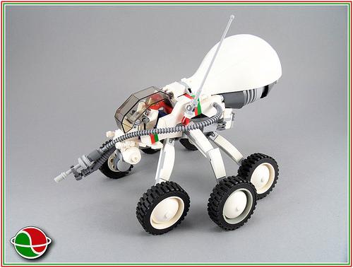 Lego Octan Tanker