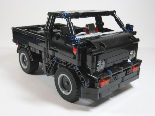 Lego Technic RC Pick Up