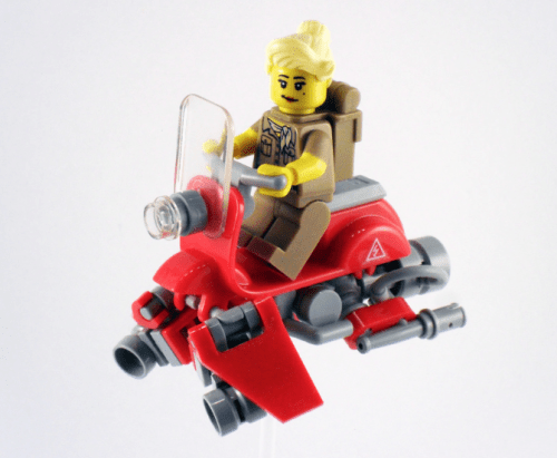 Lego Hoverbike