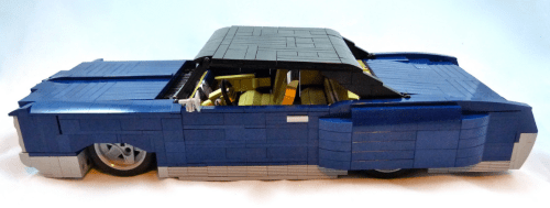 Lego 1966 Pontiac Bonneville Nightcrawler