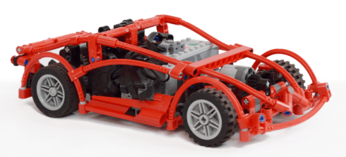 Fastest Lego RC Car