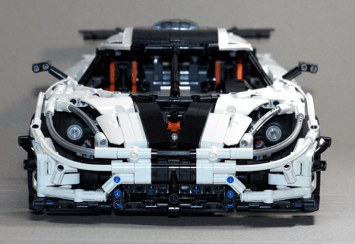 Lego Koenigsegg One:1 Supercar