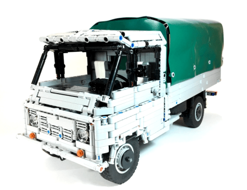 Lego Technic FSC Zuk Truck