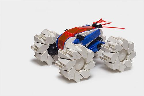 Lego Ice Planet Rover
