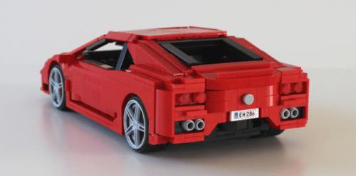 Lego Ferrari 360