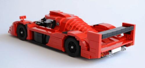 Lego Toyota GT-One TS020