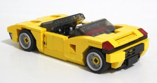 Lego 8-Wide Concept