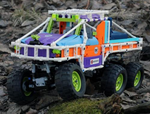 Lego Friends Dodge T-Rex RC