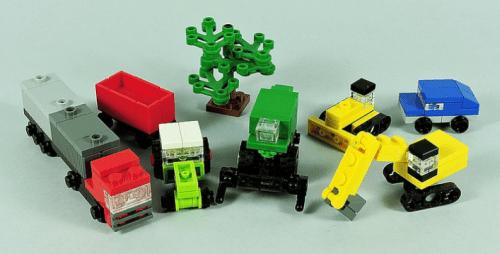 Lego Micro Machines