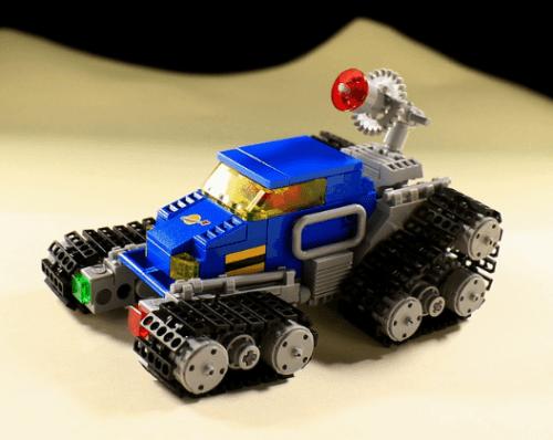 Lego Classic Space Crawler