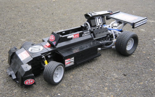 Lego March 731 F1 David Purley