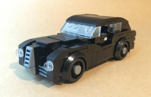 Lego 1946 Alfa Romeo 6C Freccia d'Oro