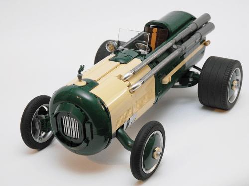 Lego Soapbox Racer