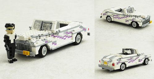 Lego Ford Deluxe Grease