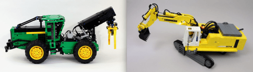 Lego Remote Control Equipment