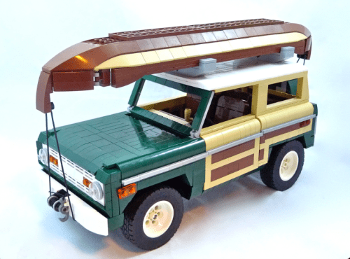 Lego Ford Bronco 4x4