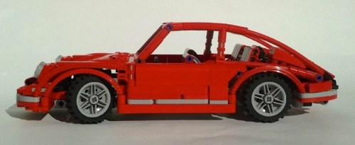 Lego Technic Porsche 911 1963