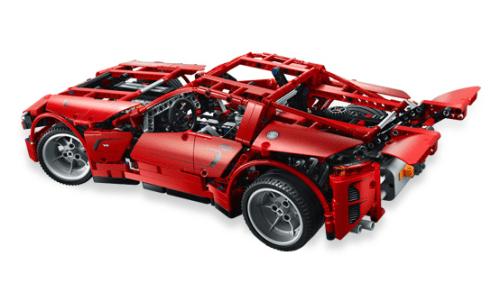 Lego Technic 8070