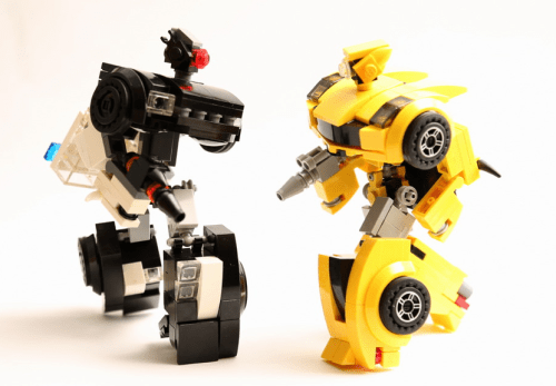 Lego Transformers Robots