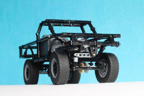 Lego Technic Remote Control Trophy Truck