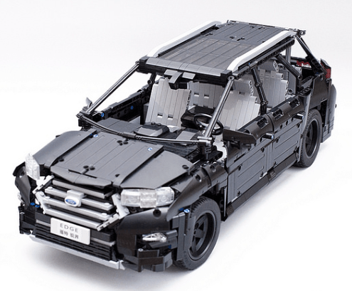 Lego Technic Ford Edge RC