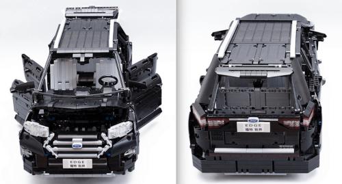 Lego Technic Ford Edge Remote Control 4x4