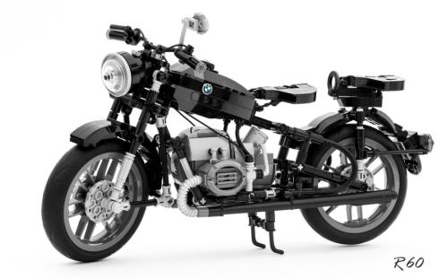 Lego BMW R60 Motorcycle