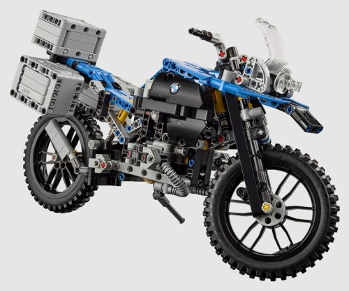 Lego 42063 BMW R 1200 GS Adventure bike