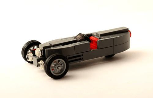 Lego Morgan EV3