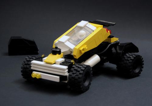 Lego Sci-Fi Off-Road