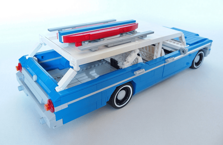 Lego Ford Country Wagon