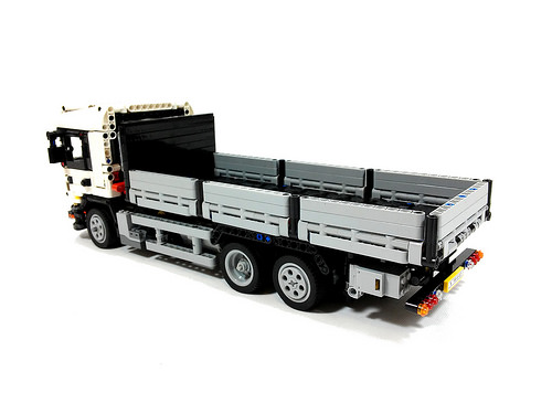 Lego Technic Flatbed Truck RC