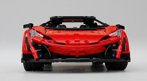 Lego McLaren 675LT Spider