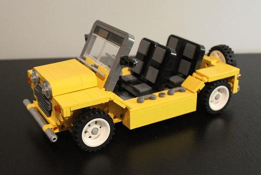 Lego Mini Moke