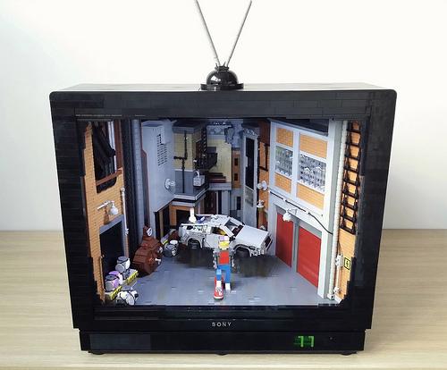 Lego Television