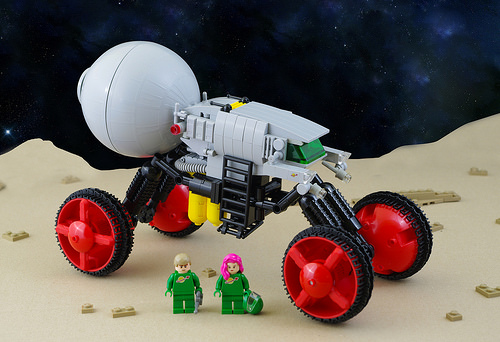 Lego Space Ant