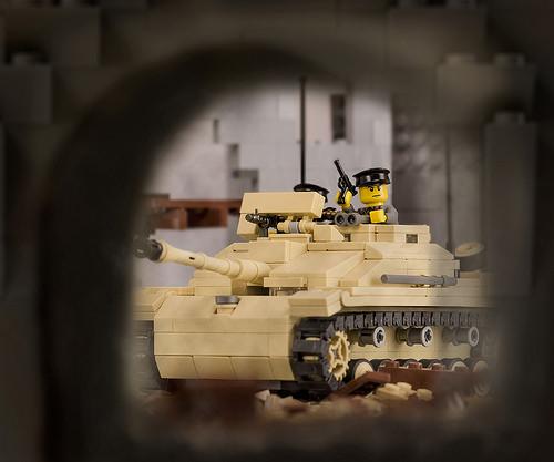 Lego StuG III Ausf G Tank