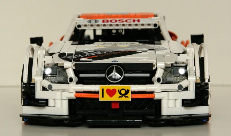 Lego Mercedes-Benz AMG C63 DTM