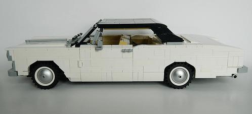 Lego 1966 Ford Galaxie 500
