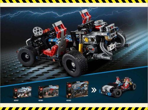 Lego Technic 40th Anniversary Set
