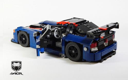Lego Dodge Viper SRT10 ACR
