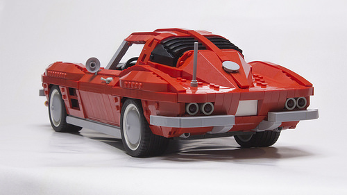 Lego Chevrolet Corvette Stingray