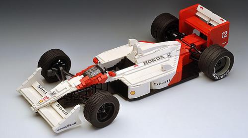 Lego McLaren MP4/4