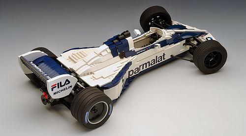 Lego Brabham BT52