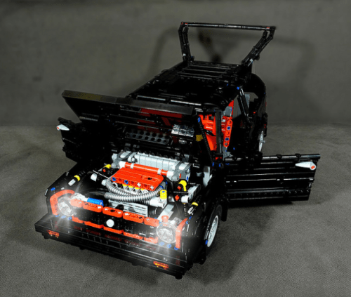 Lego Technic Volkswagen Golf GTI RC