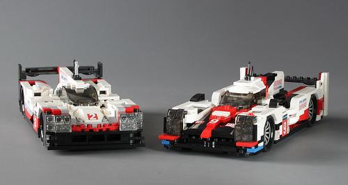 Lego LMP1 Le Mans 2017