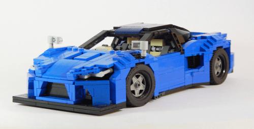 Lego Concept Supercar