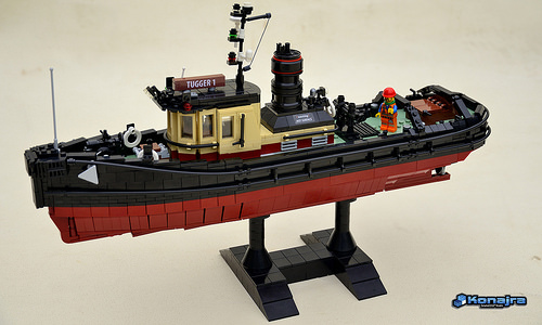 Lego Tugger