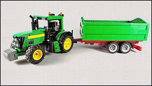 Lego John Deere 7930 Tractor RC
